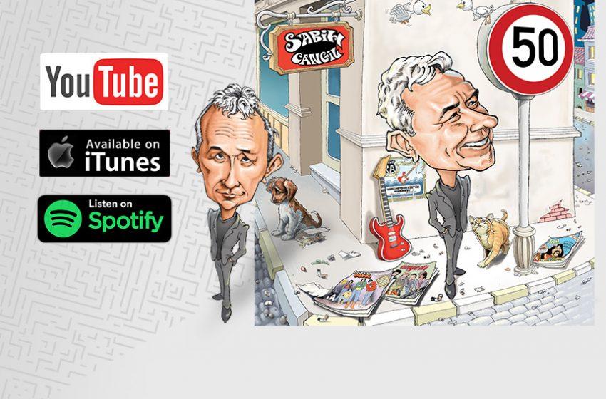 Sabih Cangil – 50. Yıl albümü
