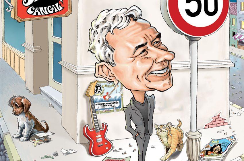 50.Yıl albümü – Sabih Cangil